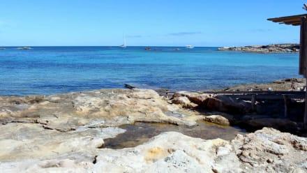 Formentera Küste - Ausflug nach Formentera