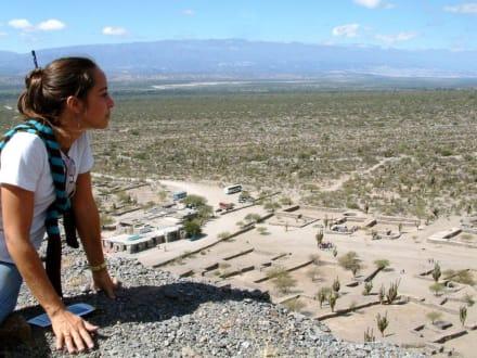 Schöne Aussicht - Befestigungsanlage Quilmes