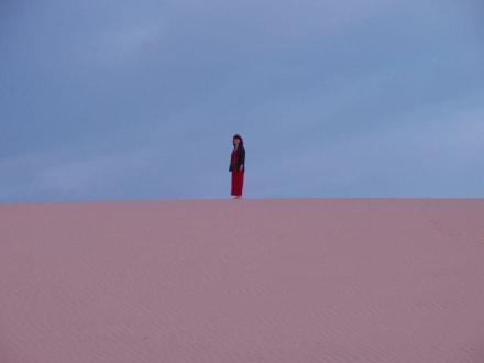 Wie in der Sahara... - Naturpark Dünen von Corralejo