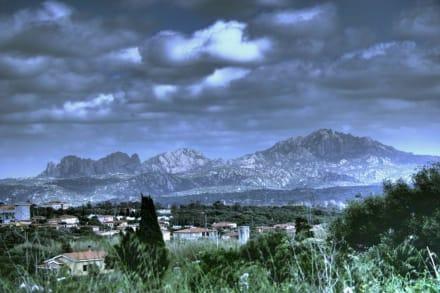 Montagnes/Volcans/Plaines - Sardaigne