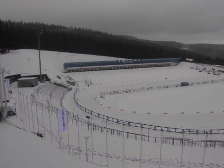 DKB Arena - DKB-Ski-Arena Biathlonstadion