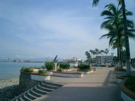 Promenade - Uferpromenade Puerto Vallarta