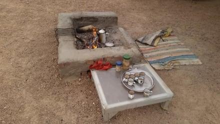 Teekochen - Tauchbasis Freedom Divers Safaga