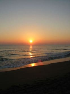 Sonnenaufgang - Playa Cabarete