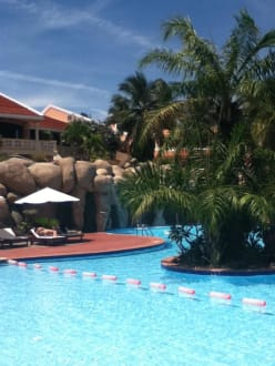 Pool - Hotel Phu Hai Resort