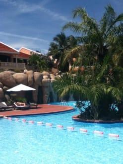 Pool - Hotel Phu Hai Resort