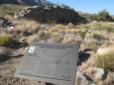 Guadalupe Mountains National Park, Texas - Guadalupe Mountains National Park