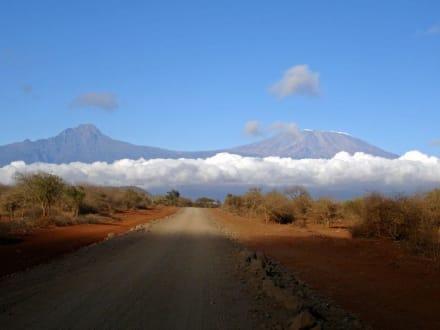 Kilimanjaro - Amboseli Nationalpark