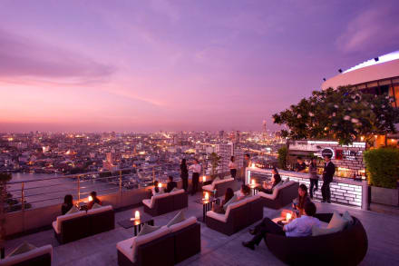 ThreeSixty Outdoor Lounge -