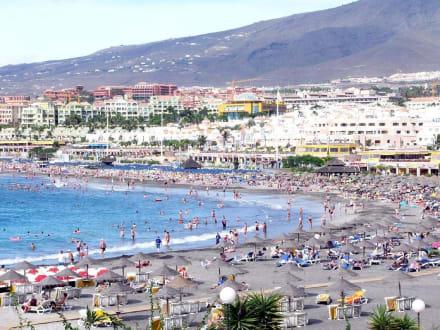 Panorama Playa Fanabe - Strand Playa de Fanabe