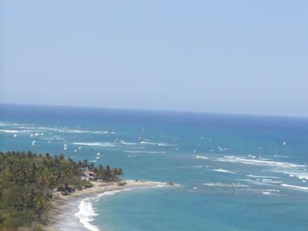 Kite beach - Playa Cabarete