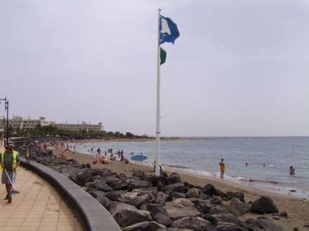 Strand von Matagorda - Playa de Matagorda