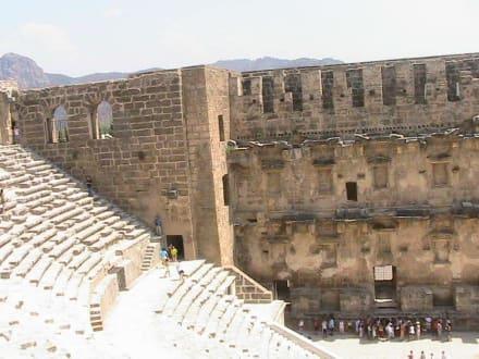 Ausflug - Theater von Aspendos