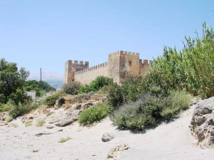 Burg/Palast/Schloss/Ruine - Festung Frangokastello