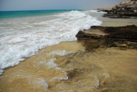 Strand/Küste/Hafen - Strand Costa Calma