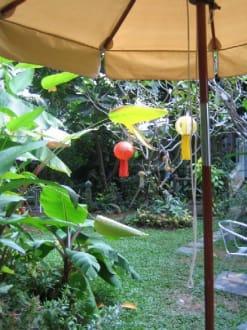 Der schöne Garten vom Tea House Siam Celadon. - Tea House Siam Celadon