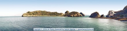 12 Insel Tour Panorama - Bootstour Fethiye