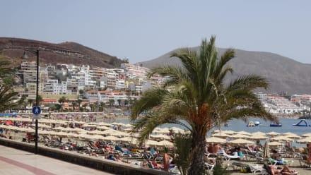 Strand - Strand Playa de las Vistas