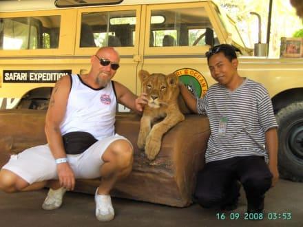 Safari Park - Bali Best Private Tours / Reiseführer Dana