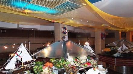 Fisherman buffet theme -