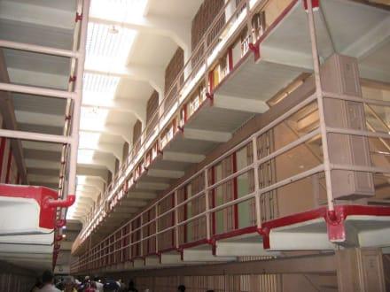 Innenansicht Alcatraz - Alcatraz