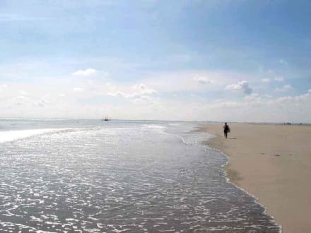 Nordsee - Strand Baltrum
