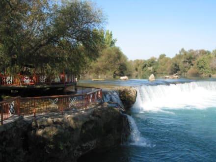 Ausflug nachManavgat Wasserfälle - Manavgat Wasserfälle
