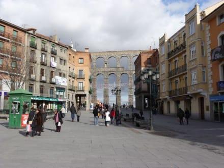 Unterstadt - Altstadt Segovia