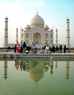 Agra, Taj Mahal - Taj Mahal