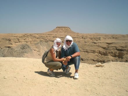 Canyon - Quad Tour El Gouna