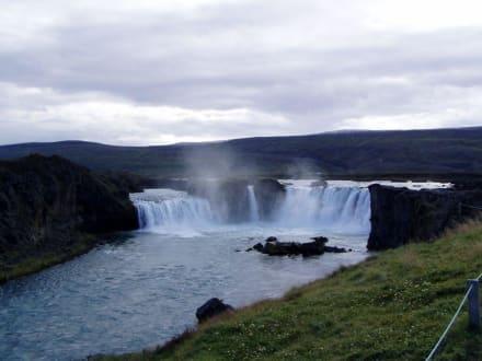 Wasserfall - Godafoss