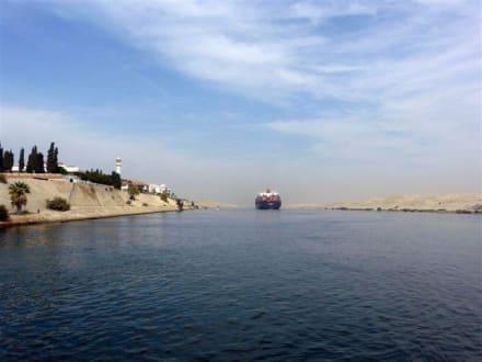 Suezkanal - Suezkanal
