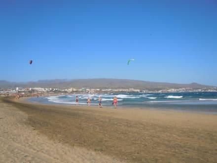 Strand fkk bilder canaria gran Playa del