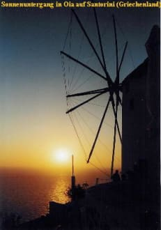 Einfach wunderschön - Windmühlen