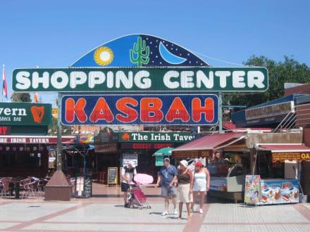 C.C. Kasbah - Centro Comercial Kasbah