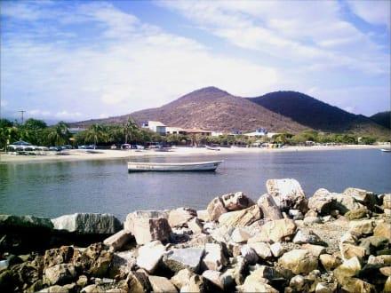 Strand Playa Zaragoza - Strände Isla Margarita
