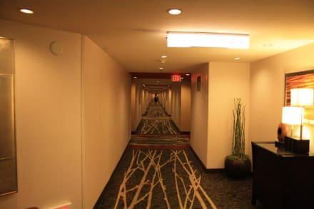 Hotelflur - The Mirage