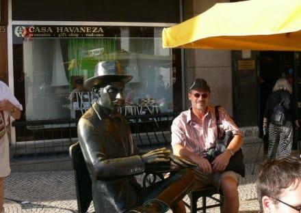 Der Dichter und ich - Cafe Brasileira