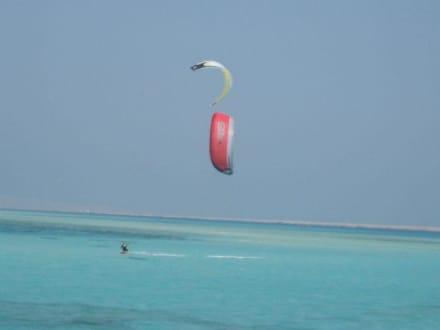 Surfer - Kitesurfing Hurghada