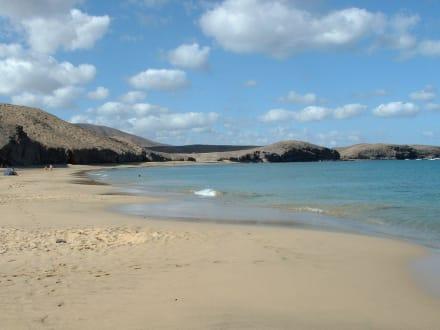Playas de Papagayo - Playa de Papagayo
