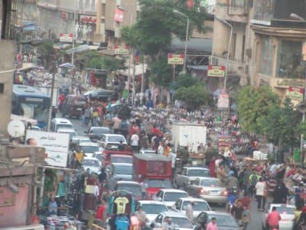 Markt - Ausflug nach Kairo