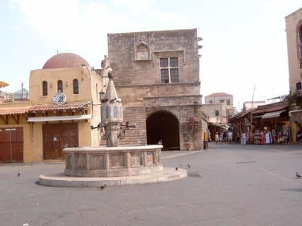 Die Altstadt von Rhodos-Stadt - Altstadt Rhodos Stadt