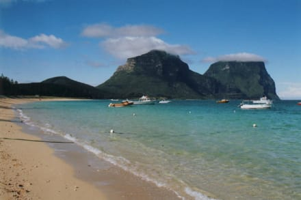 Lagoon Beach , Lord Howe Island - Lord Howe Island