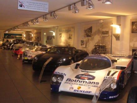Diverse Porsche-Modelle - Porsche Museum