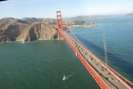 Heliview 1 - Golden Gate Bridge