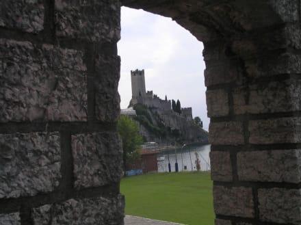 Burg - Castello di Malcesine