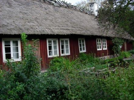 Haus in Skansen - Freilichtmuseum Skansen