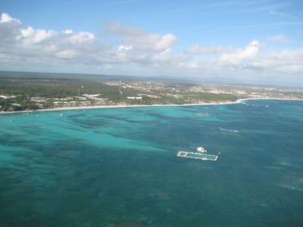 Rundflug - Helikopter-Rundflug Punta Cana