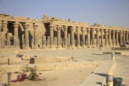 Philae - Philae Tempel