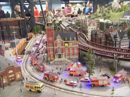 Hamburg - Miniatur Wunderland Hamburg